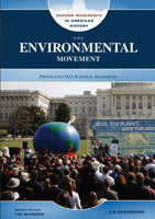 The Environmental Movement A Chelsea House Title