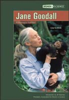 Jane Goodall A Chelsea House Title