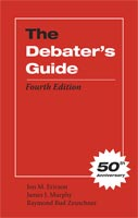 The Debater's Guide Fourth Edition
