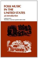 Folk Music in the United States An Introduction
