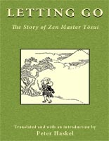 Letting Go The Story of Zen Master Tosui