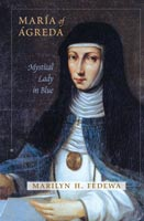 María of Ágreda Mystical Lady in Blue